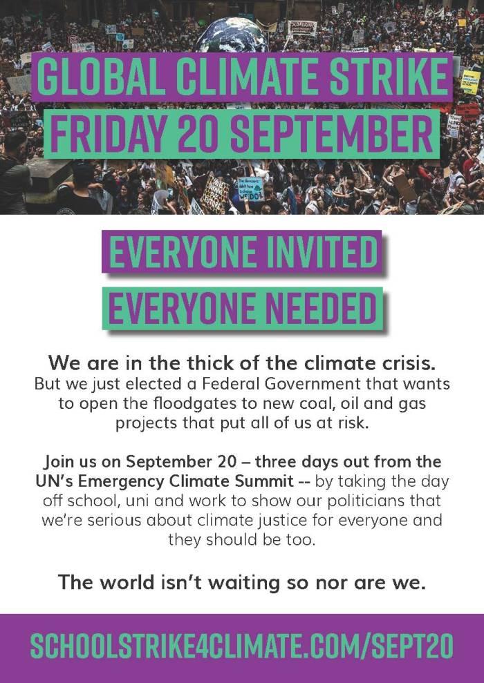 Sept 20 Flyer - Generic - Green&Purple